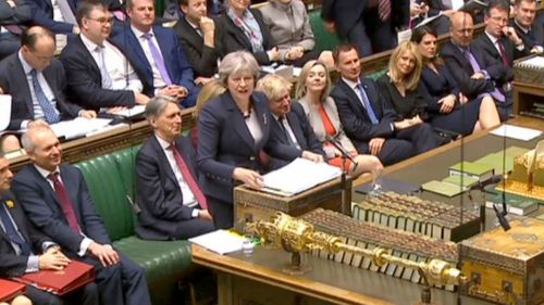 Theresa May has expelled 23 Russian diplomats following the nerve agent attack. (9NEWS)