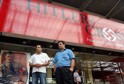 Hitler cafe