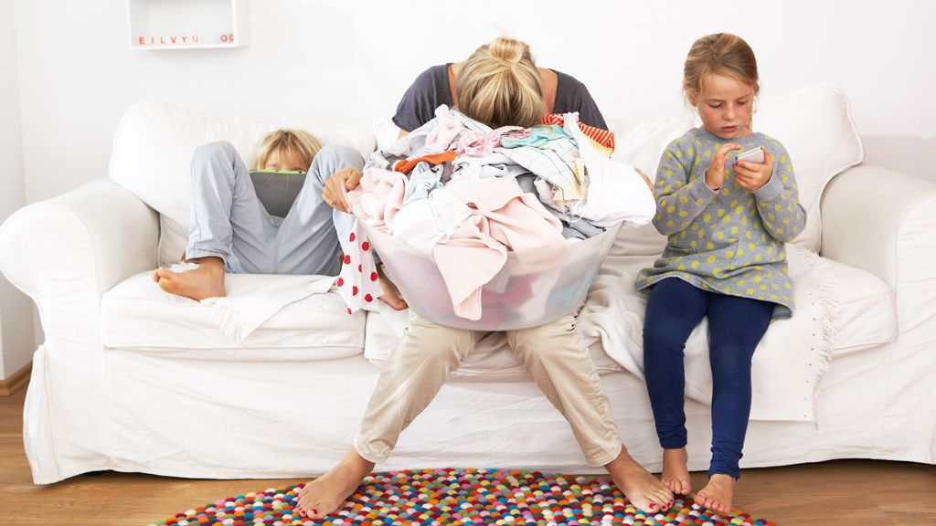Mummy meltdown: How to get from rage to reason in five steps. Image: Getty