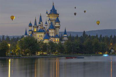 18. Disneyland in Anaheim, California