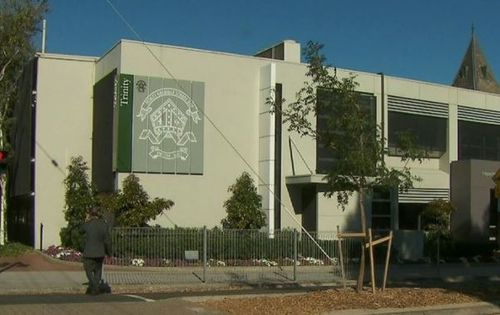Trinity Grammar is located in the Melbourne suburb of Kew. (9NEWS)