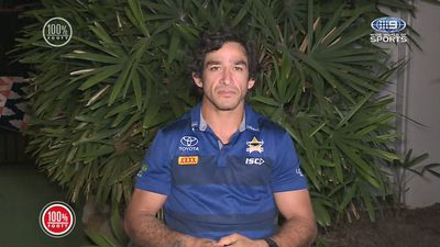 The Footy Show to present Johnathan Thurston special