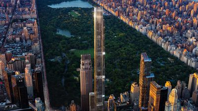 8. Central Park Tower