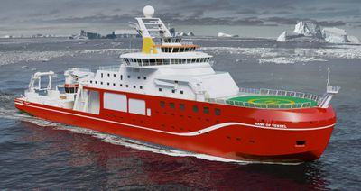 <strong>$380m ship named <em>Boaty McBoatface</em></strong>