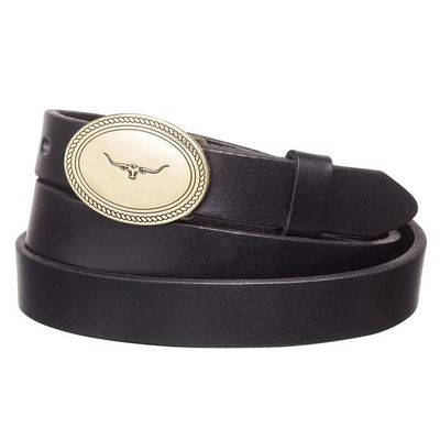 "<strong><a href=""http://www.rmwilliams.com.au/women/accessories/belts-buckles?lang=en_AU"" target=""_blank"">RM Williams</a></strong> Annerley belt, $100<br>"