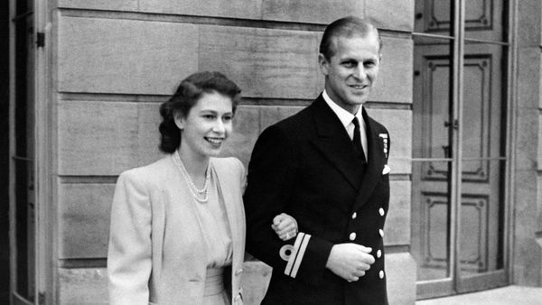 Prince Philip wanted to bring his mother into his marriage.