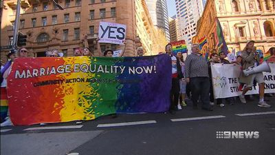 Same-sex marriage would add $1 billion to the Australian economy