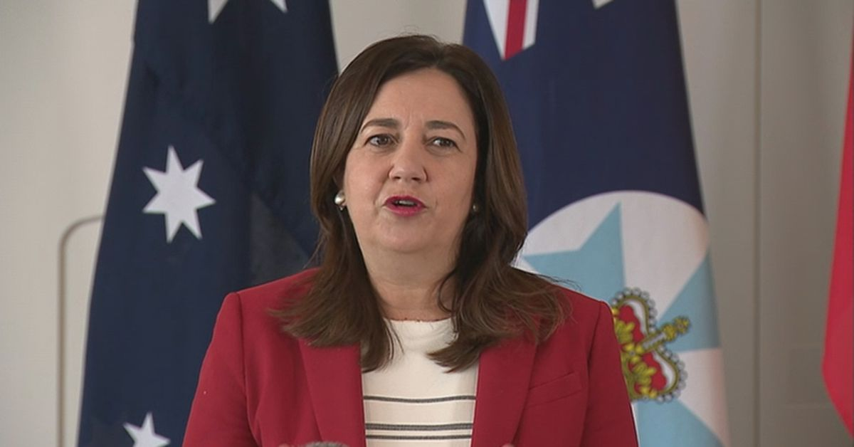 COVID-19 restrictions to ease across Greater Brisbane – 9News