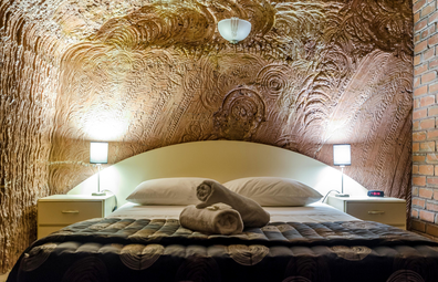 Tourism South Australia underground accommodation