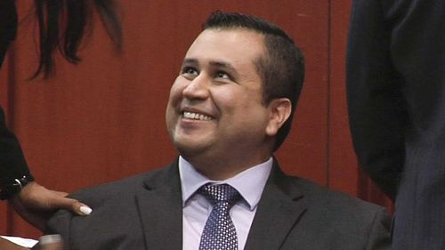 George Zimmerman was not convicted of anything after shooting Trayvon Martin dead.