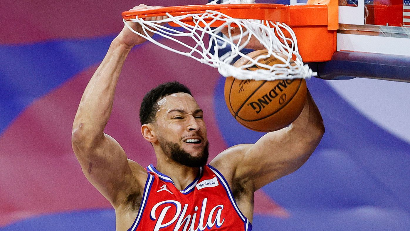 Ben Simmons goes off on haters after fourth-quarter tear in Celtics rout
