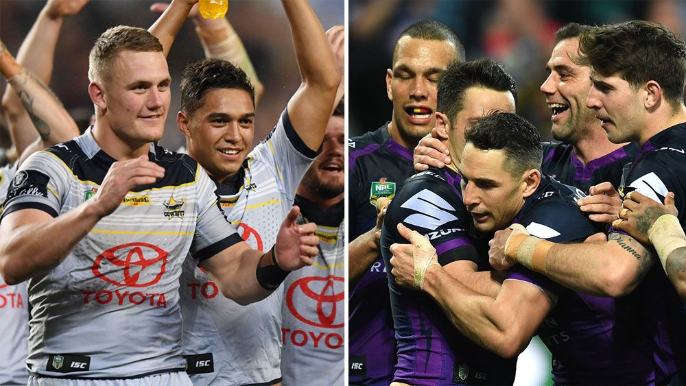 NRL news: Unconvincing Melbourne Storm must lift to beat North Queensland Cowboys in grand final says Phil Gould
