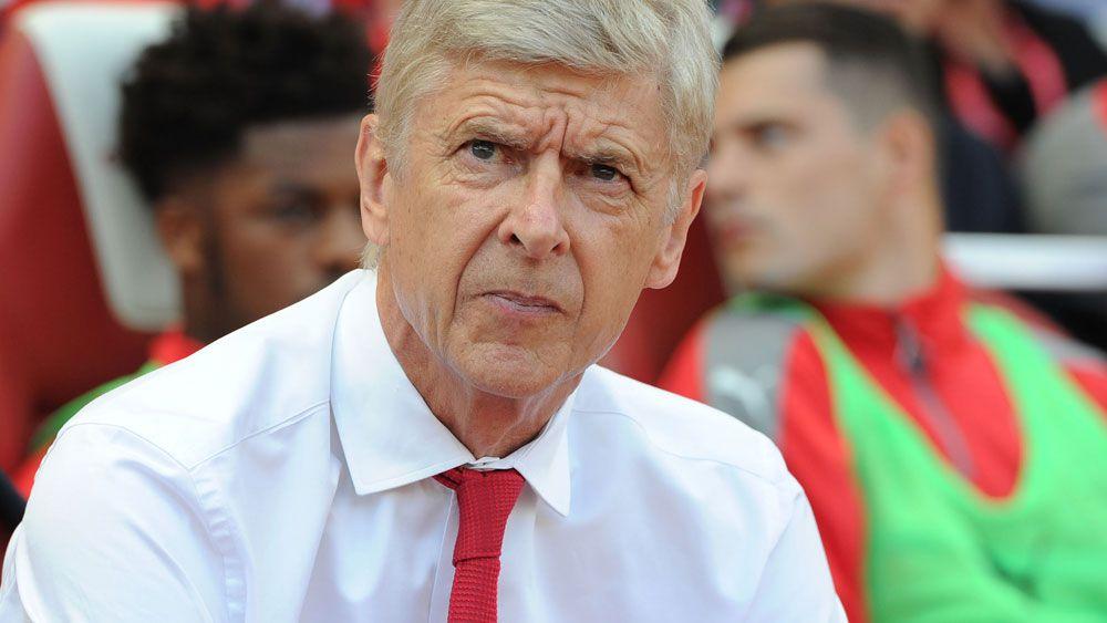 Arsene Wenger denies huge Arsenal bid for Kylian Mbappe