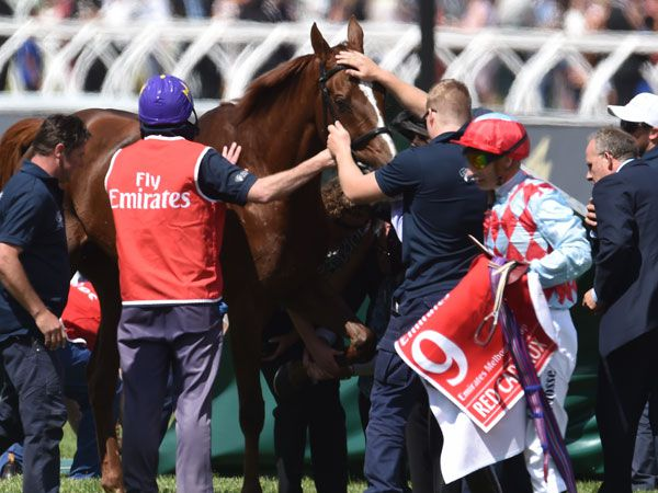 Red Cadeaux retired as awaits surgery