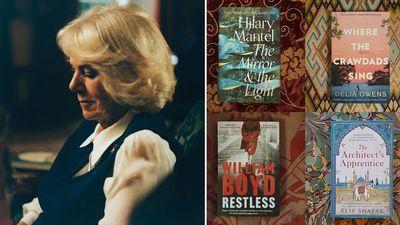 Camilla reveals her first four book club picks