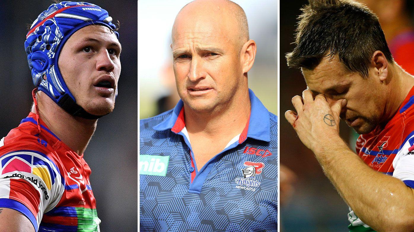 Ponga, Brown and Pearce