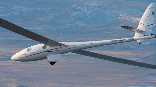 Experimental Perlan 2 aircraft breaks high altitude human flight record