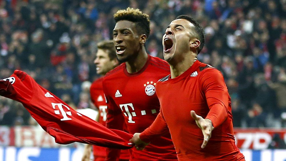 Bayern stun Juve with late goals in ECL