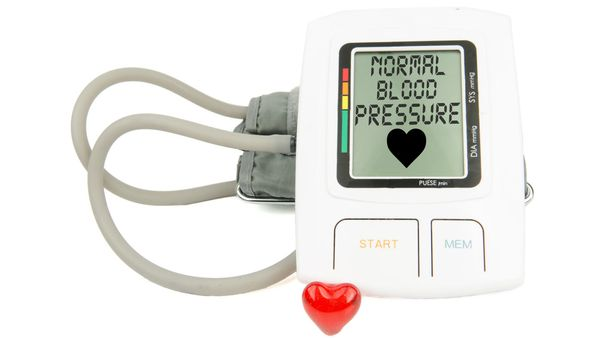 Blood pressure monitor can help you control it better