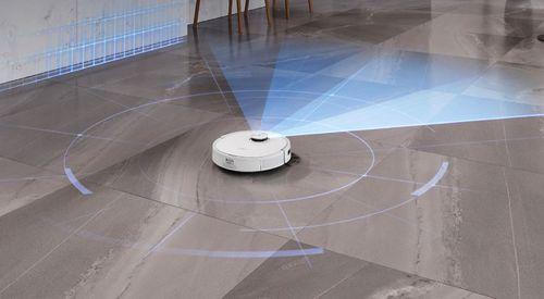 Deebot Ecovac OSMO T9+ robotic vacuum