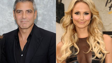 George Clooney hooks up with a former WWE wrestler but they're 'not monogamous'