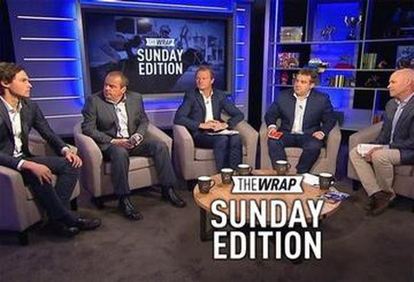 The Wrap - Sunday Edition