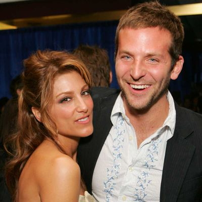 Bradley Cooper and Jennifer Esposito: Four months