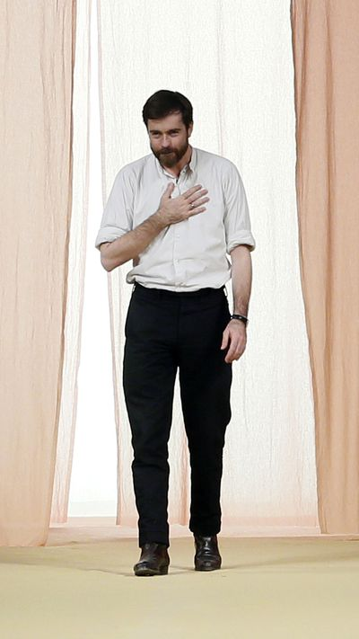 <p>Who: Christophe Lemaire</p>