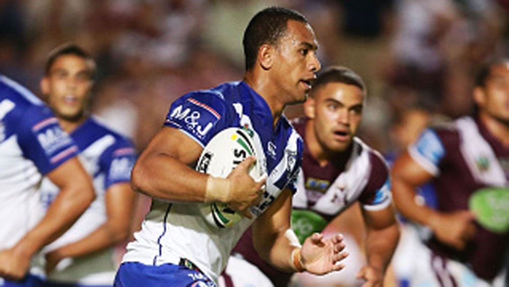 Will Hopoate. (Getty)