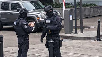 AFP raid Sydney
