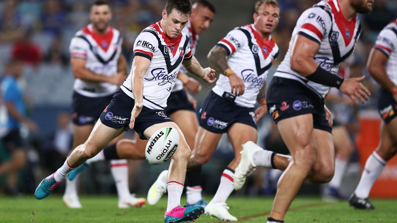 NRL: Luke Keary stars as Sydney Roosters burn Cronulla Sharks