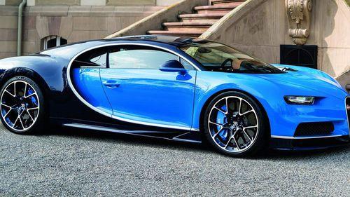The Bugatti Veyron Super Sport has reached 431.8km/h.