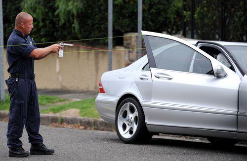 Police re-enacted the murder in 2010. (AAP)