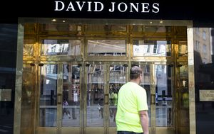 Coronavirus: David Jones speeding up Australian store closure plans as sales plummet