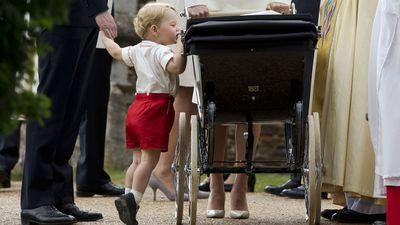 Prince George, July 2015
