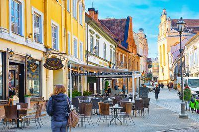1. Vilnius, Lithuania
