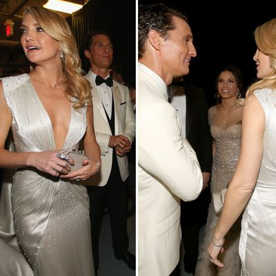 Kate Hudson and Matthew McConaughey: Now…