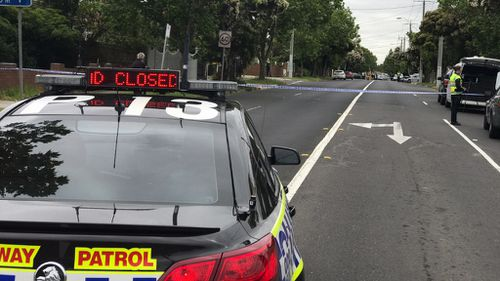 A man has been arrested after allegedly attempting to flee the scene of a hit-and-run in Fairfield. (9NEWS)