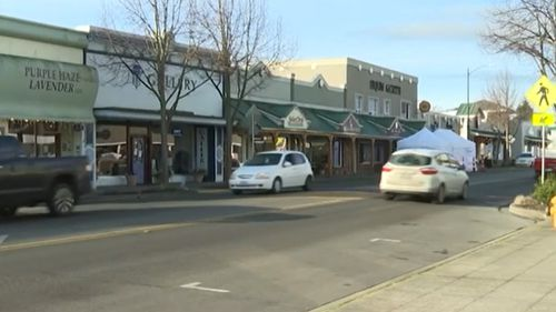 Residents in the small town have been taken aback by comments by the mayor.