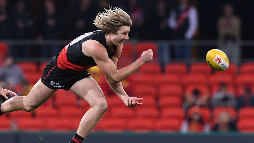 Bombers back into AFL's top eight
