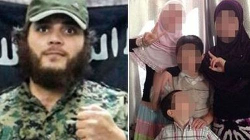Children of Australian Islamic State fighter Khaled Sharrouf evacuated from Syrian refugee