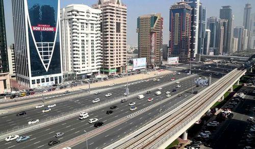 Dubai tourist runs up $65,000 in speeding fines driving supercar