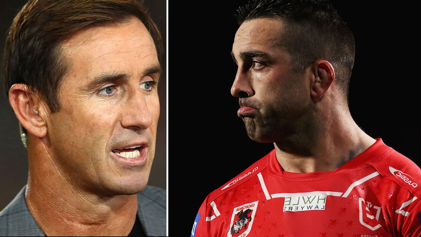 Andrew Johns has lashed the Dragons players involved in the controversial house party COVID breach.