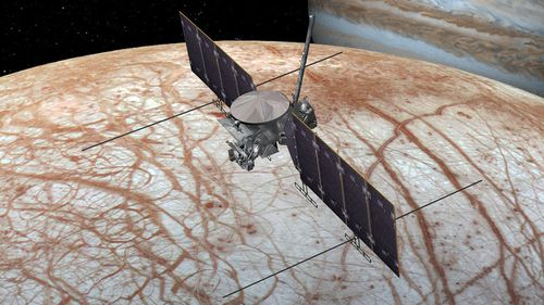 NASA's Europa Clipper mission will aim to gather samples from the vapour.