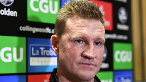 Tony Jones: Collingwood's Nathan Buckley should make a call on his coaching future