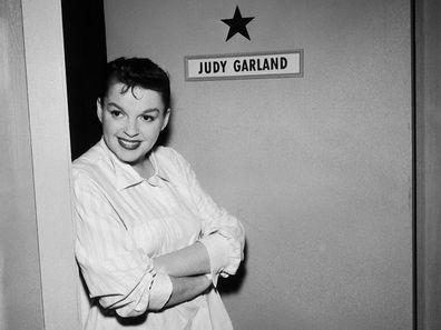 Judy Garland in 1955.