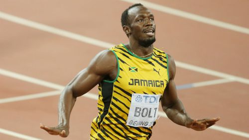 Usain Bolt beats Gatlin in 200m final to claim 10th gold medal