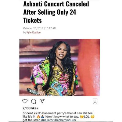 <strong>50 CENT VS ASHANTI</strong>