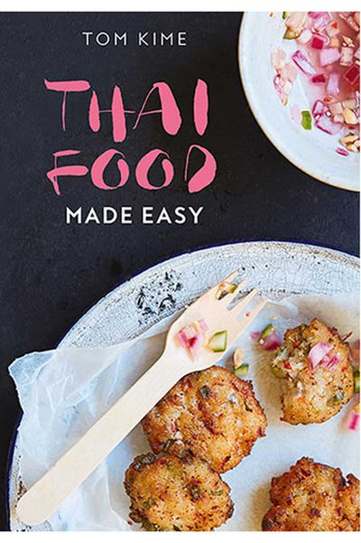 "<p><a href=""https://www.murdochbooks.com.au/browse/books/cooking-food-drink/national-cuisines/Thai-Food-Made-Easy-Tom-Kime-9781760522742"" target=""_top"">Thai Food Made Easy</a>, by Tom Kime, AUD $39.99</p> <p>From mastering from-scratch curry pastes to nailing perfect classic pad Thai, this is the book for the dad that loves his spices.</p>"