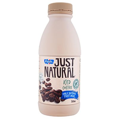 <strong>Pauls 500ml Iced Coffee Flavoured Milk</strong>